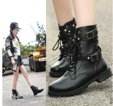 New Fashion Women's Winter Warm shirt boots Leather Casual shoes Woman Martin boots