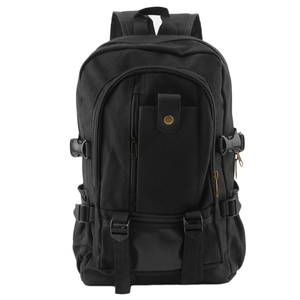 Men's Retro Leisure Canvas Travel Backpack