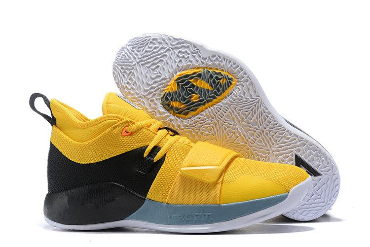 lowest price 72680 94ab2 Free Shipping New PG 2.5 Wolf Grey Mens Basketball Shoes for Sale High  Quality Paul George PG Lighted Shoes Sports Sneakers