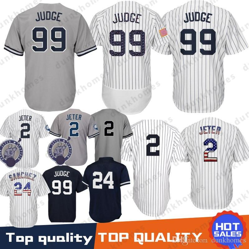 release date: 38084 f5e95 Embroidery Baseball Jersey New York Yankees jersey 23 Don Mattingly 42  Mariano Rivera 99 Aaron Judge 3 Babe Ruth Stitched