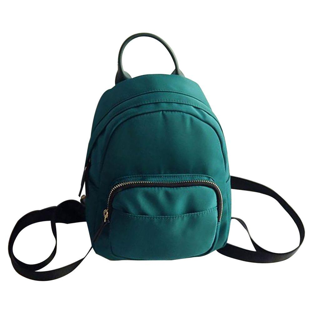 c0ceb3a7eae3 Women Backpack Nylon Shoulder School Travel Bag Small Casual BackpackBlue  Dakine Backpacks Back Pack From Lusta