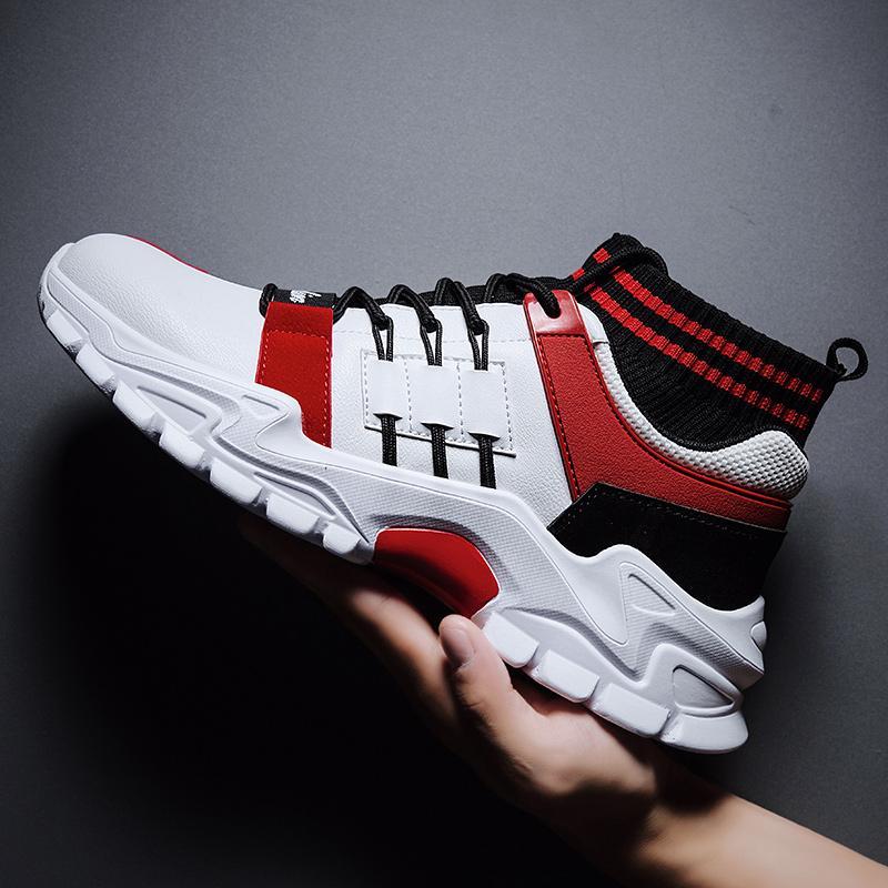 ace mesh and scuba sneaker