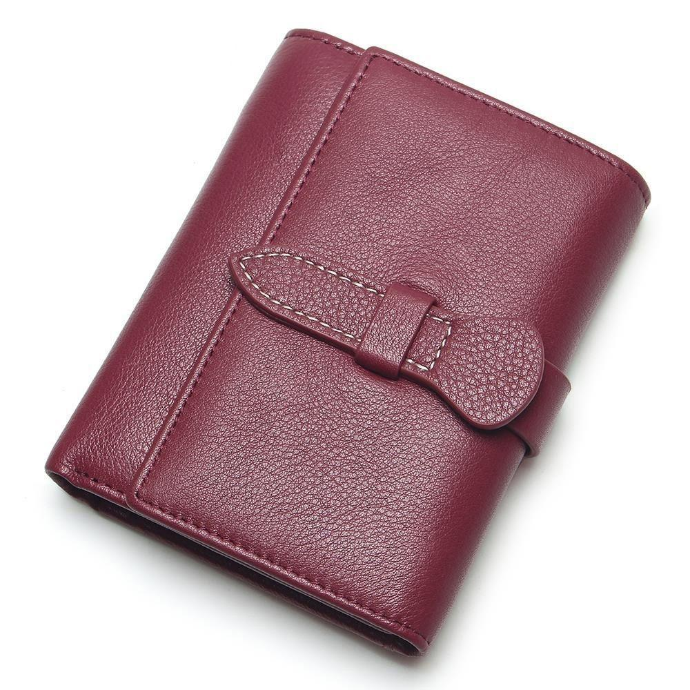 029bf1a2b28a3 2019 New Small Women Wallets Female Top Genuine Leather Short Womens Wallet  Zipper Design With Coin Purse Pockets Soft Walet Man Purse My Wallet From  ...