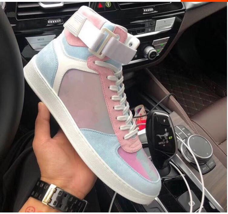 New fashion expensive women's shoes high quality cool men's casual shoes size 38-44 model 399264107