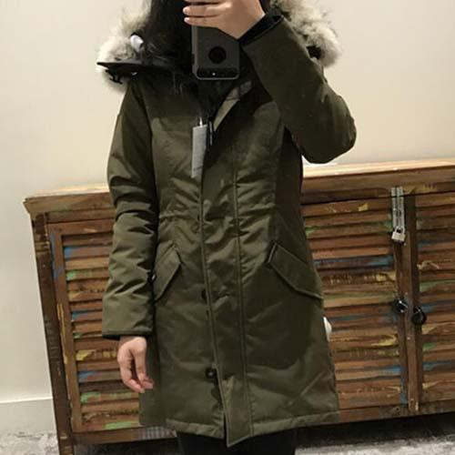 2019 Fashion Winter Down Parka Rossclairss Designer Brand Hooded Parkas Women Clothing Warm for Ladies Outdoor Coats Plus Size
