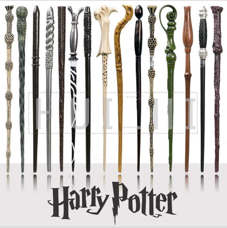 Acheter 34 Couleurs Harry Potter Baguettes Magiques Harry Lord