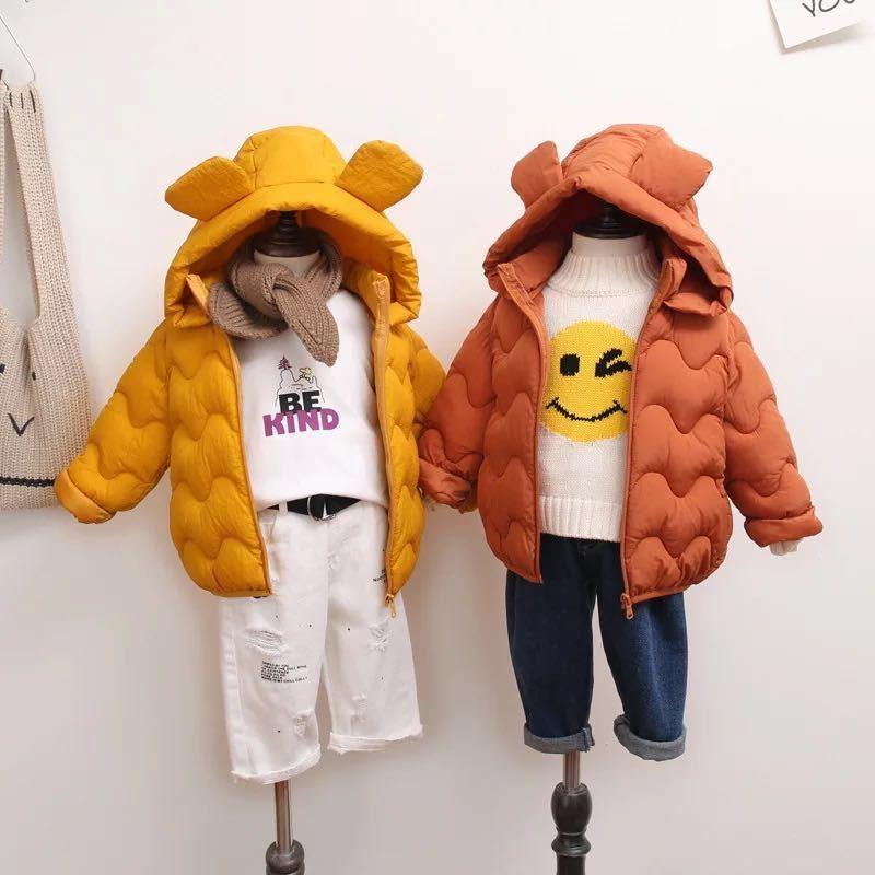 f9e527cc04e1 Boys Warm Hooded Coat Baby Casual Clothing Children Fashion Jacket Winter  Outerwear Boy And Girl Autumn Kids Winter Jacket Online with  87.01 Piece  on ...