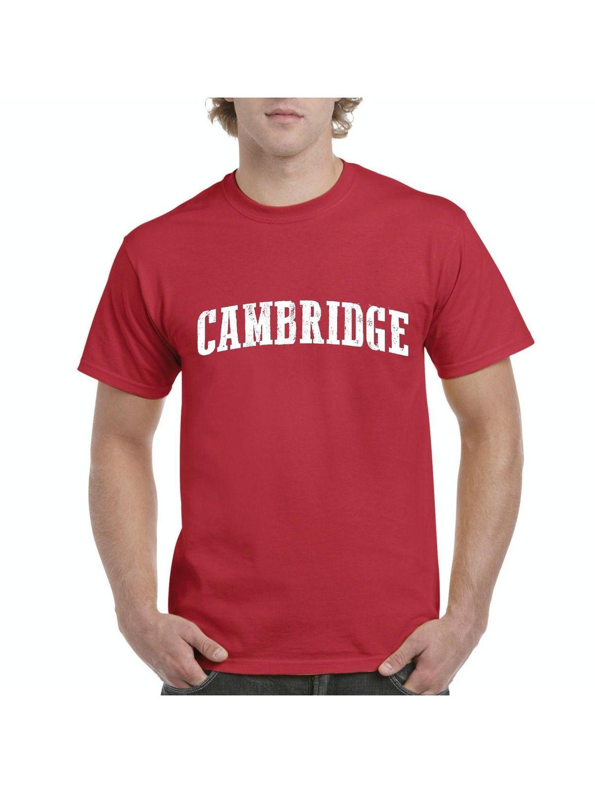 cfe9c204 Cambridge MA Massachusetts Map Boston Flag Crimson Home Of Harvard MIT T  Shirt Funny Unisex Casual Shirt And Tshirt Create Your Own T Shirt Design  From ...