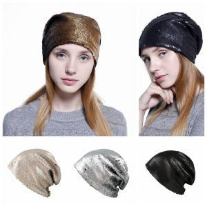 Reversible Magic Sequins Beanie Hat Mermaid Skully Caps Women Winter  Outdoor Sequin Hats OOA6094 Beanie Hats For Men Black Beanie From  Shuaijinjin china e8f71253f04