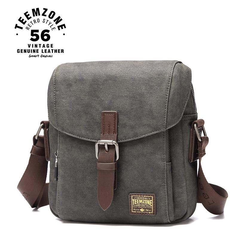 2018 Man Messenger Bag Men Canvas Shoulder Bags Leisure Crossbody Casual Bag  Famous Brand Fashion Design Student Travel J50 Crossbody Bags Cheap  Crossbody ... fb720aa9e7cd9