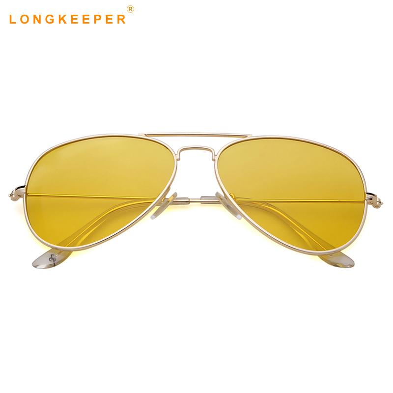 Responsible Longkeeper Hd Polarized Sunglasses Women Mirror Anti-glare Driving Sports Goggles Men Vacation Brand Designer Night Vision Gafas Back To Search Resultsapparel Accessories Men's Glasses