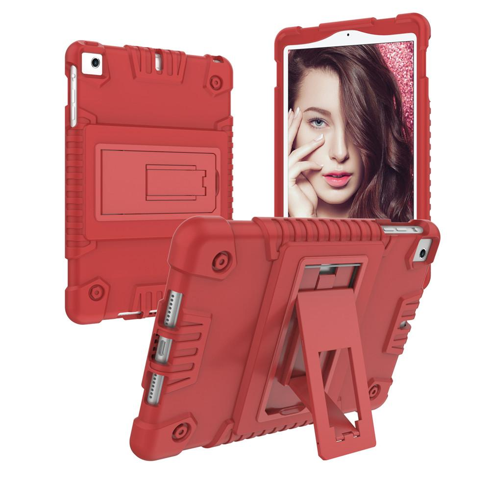 new arrival a275a d2e15 New iPad Mini 5 Case 2019 Newest Soft Silicone Shockproof Kids Friendly  Rubber Protective Case with Kickstand for iPad Mini 12345 Generation