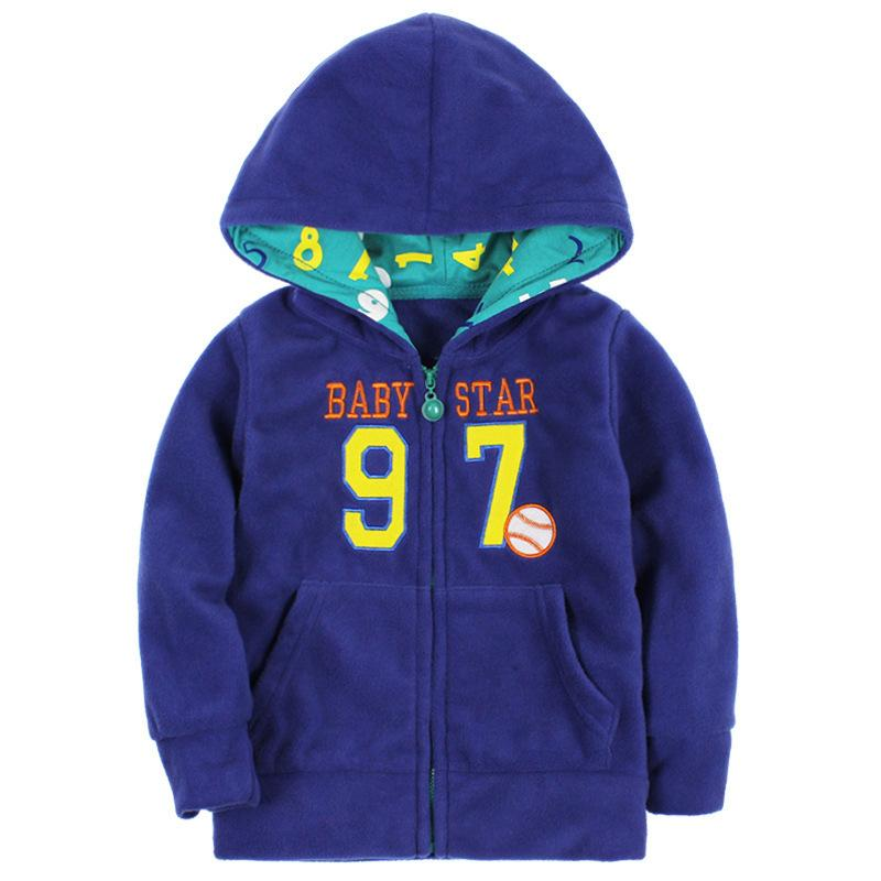 f98fa675094b Good Quality Boys Autumn Coats Sport Hoodies Cardigan for Chidlren ...
