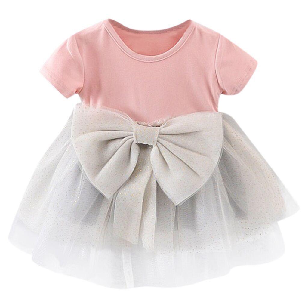 79ef4f2a58dd Tul Tutu vestido de las niñas Vestidos de verano rosa vestido de bola de la  princesa niños vestidos para la fiesta de la boda de las niñas ropa de ...