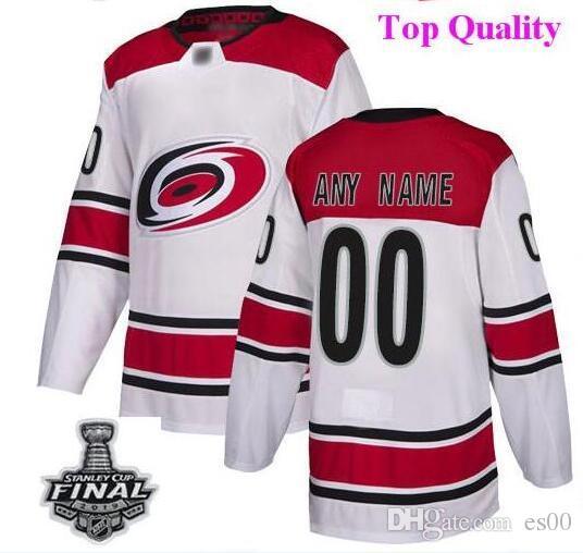 promo code 72662 55d4b Custom Carolina Hurricanes nhl hockey jerseys Scott Darling 2019 Stanley  Cup Final Patch Jersey 4xl 5xl 6xl wholesale cheap sport factory AD