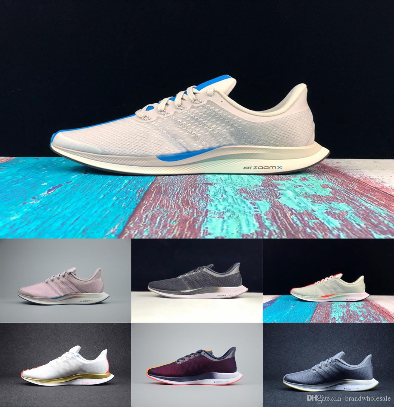 buy popular 2fd99 eaaba New Arrival Air Zoom X Pegasus 35 Turbo 2.0 x React Mens Womens Running  Shoes P35X Sports Brand Zapatillas Sneakers Trainers Vaporfly