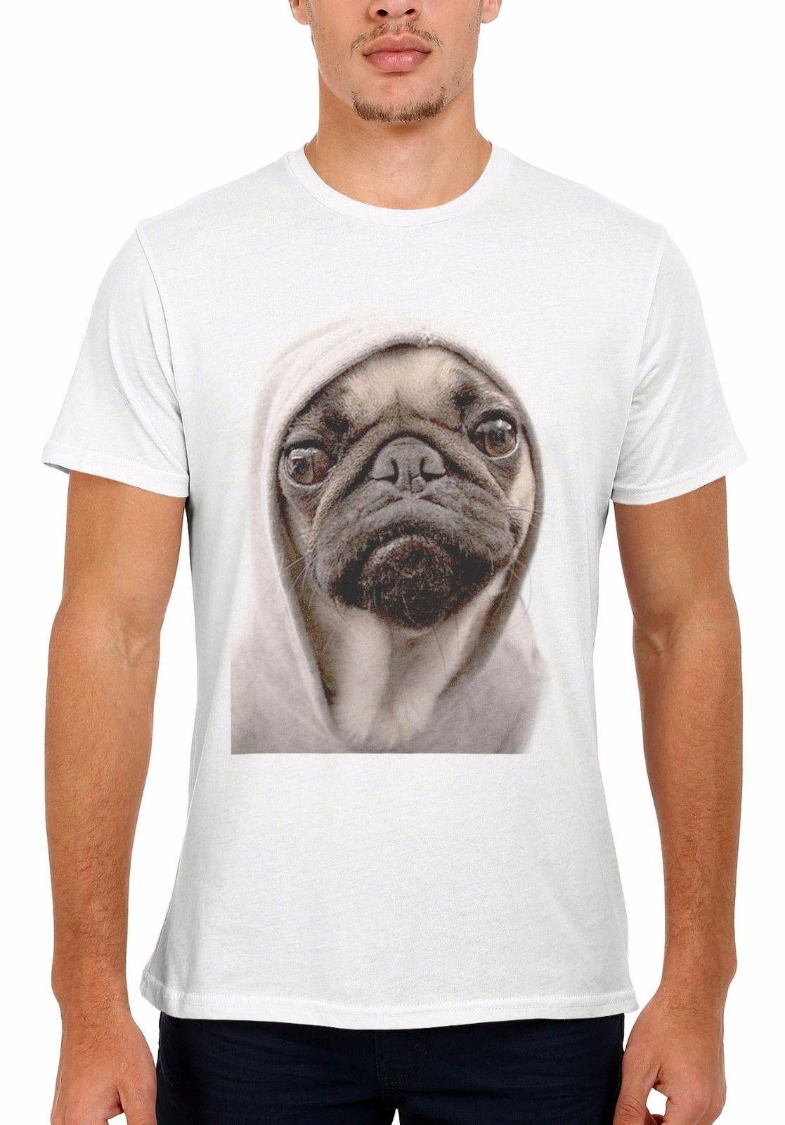 e6361bbb Pug Life Dog Grumpy Animal Funny Cool Men Women Vest Tank Top Unisex T Shirt  355 Fun Tee Shirt Shop Online T Shirts From Onecktshirt, $11.17| DHgate.Com