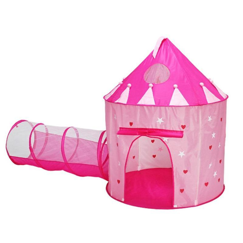 2 In 1 Childrenu0027S Tent Outdoor Game House With Tunnel Yurt Kids Crawling Play Tents Toy Kid Gifts Toddler Tents And Tunnels Tent And Tunnel For Toddler From ...  sc 1 st  DHgate & 2 In 1 Childrenu0027S Tent Outdoor Game House With Tunnel Yurt Kids ...