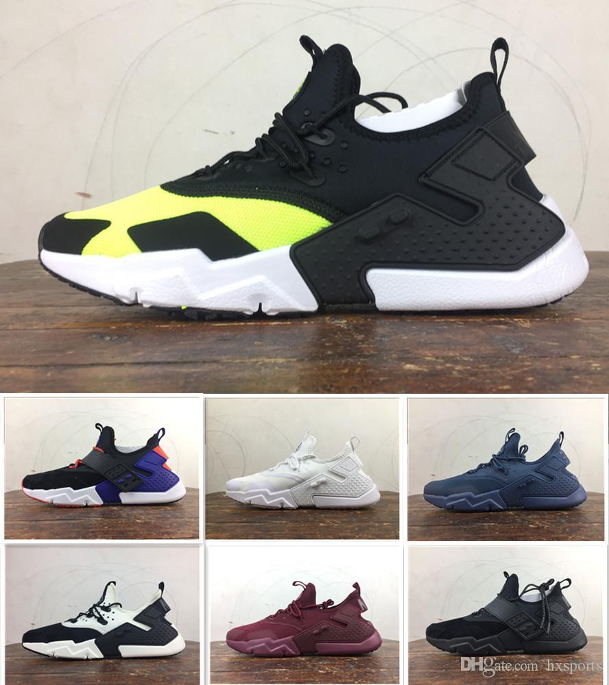 official photos b5925 43000 2018 New Huarache Drift Huaraches Ultra Breathe Hurache 6 Running Shoes Men  Women Huraches Sports Sneakers Size 36-45 Huarache Online with  95.66 Pair  on ...