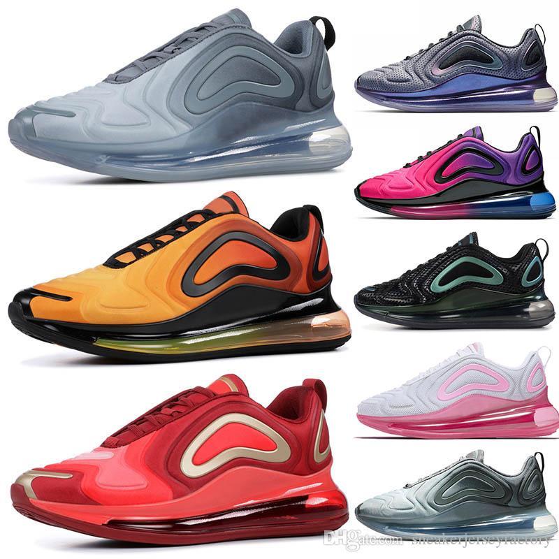 Gris Hombre Zapatos Diseñador Carbono 720 Para Air Max Nike 8own0mvn 5Aj4LR