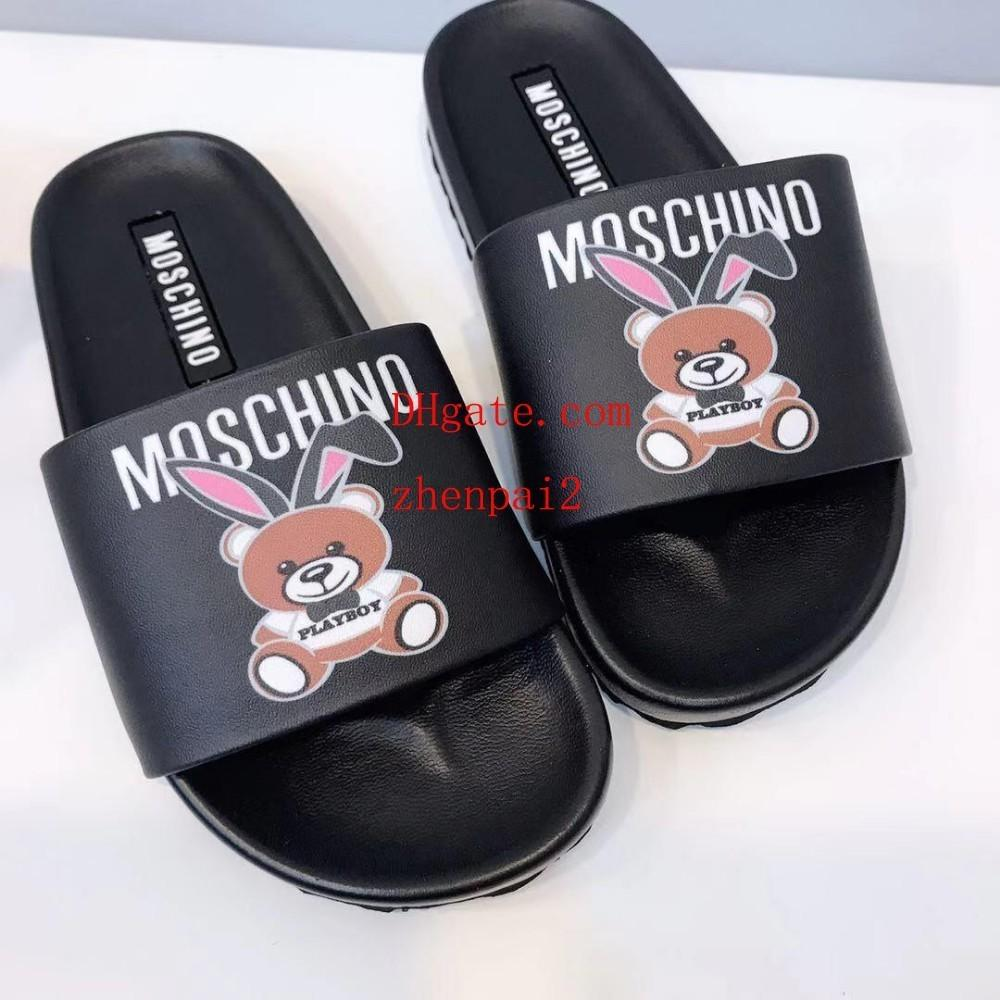 2019 Boys slippers Shoes Summer Casual Fashion Rubber Sandals Male Outdoor Beach Slide Striped Scuffs Leather guc-146
