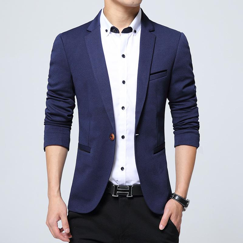 2019 casual suits men's large size small suits wholesale Korean version of the small suit jacket will be West men's body