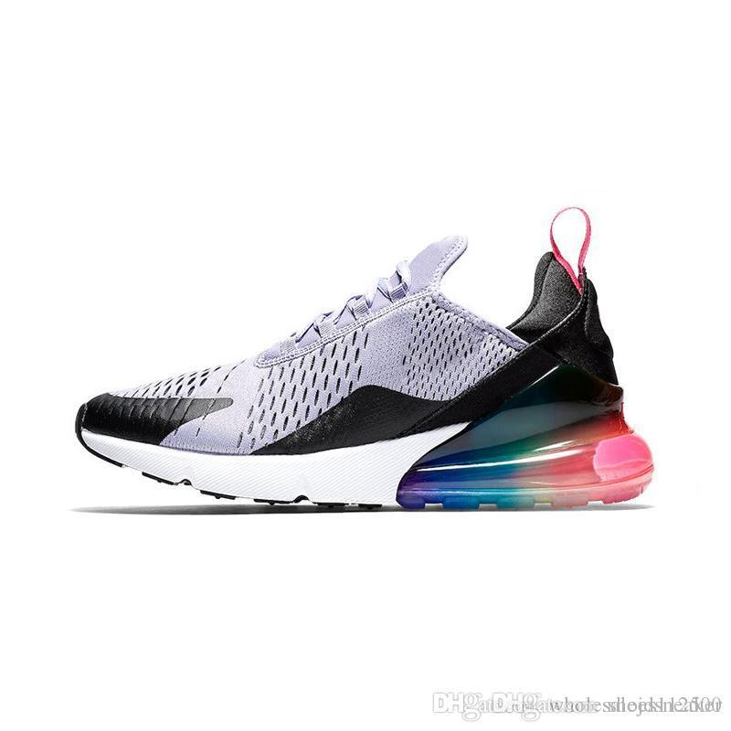 4679e36541884a Nike 270 Zapatillas De Running Core White 270 Para Hombre