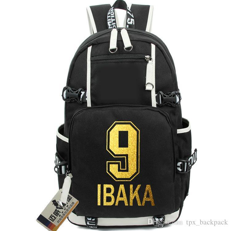 2f81031fdd4 Serge Ibaka Backpack 9 Cool Day Pack High Star School Bag Good ...
