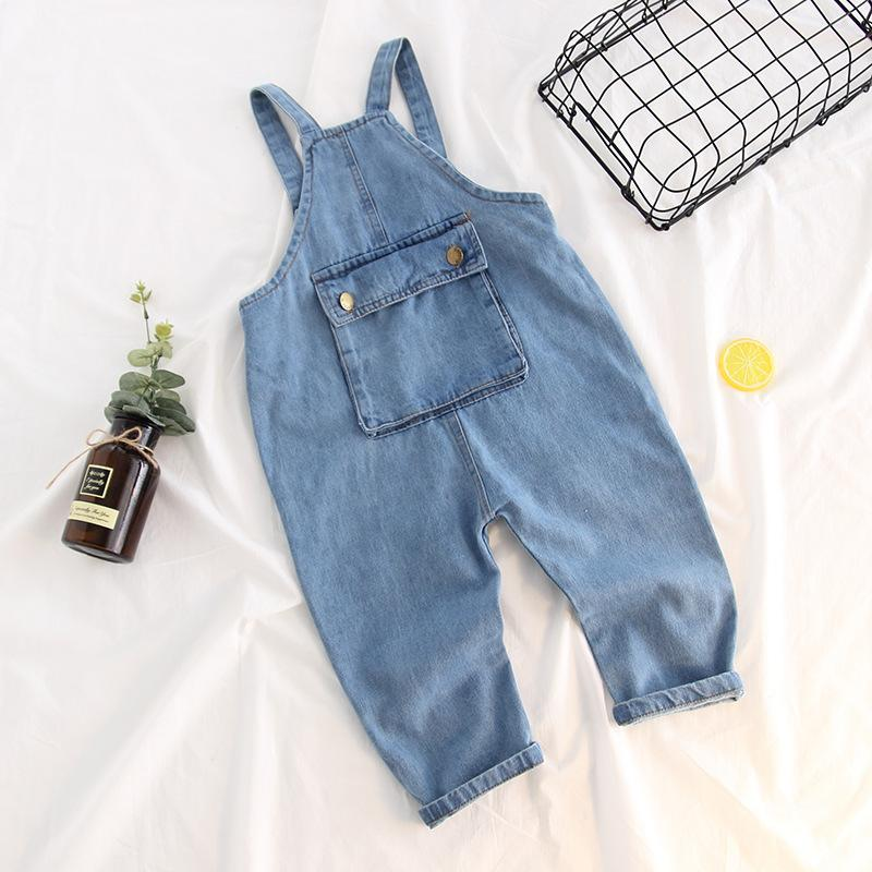 89481a753e86 Baby Pants Spring Autumn Baby Boys Girls Overalls Pants Kids Boys Harem  Denim Bib Pants Toddler Girls Jeans Jumpsuit Clothes Boys Suspender Outfits  Baby Boy ...