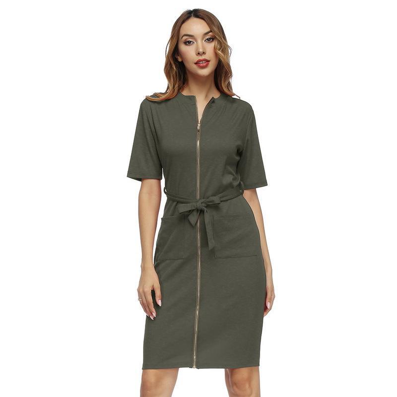 Vestidos informal primavera verano 2019