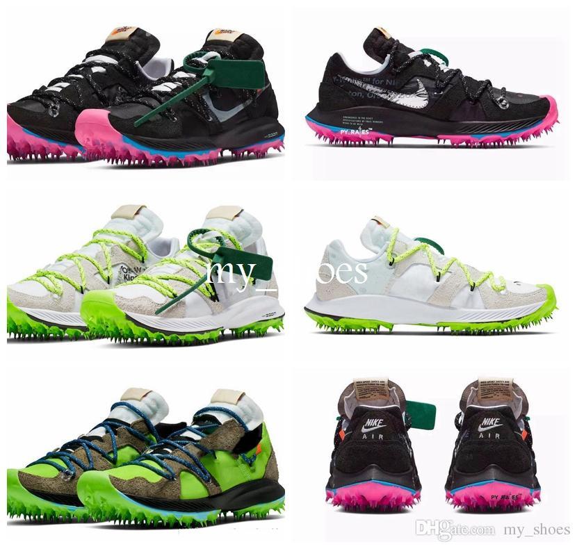 Detalles acerca de Nike Air Zoom Terra Kiger 4 Malla calzado para correr para hombres mostrar título original