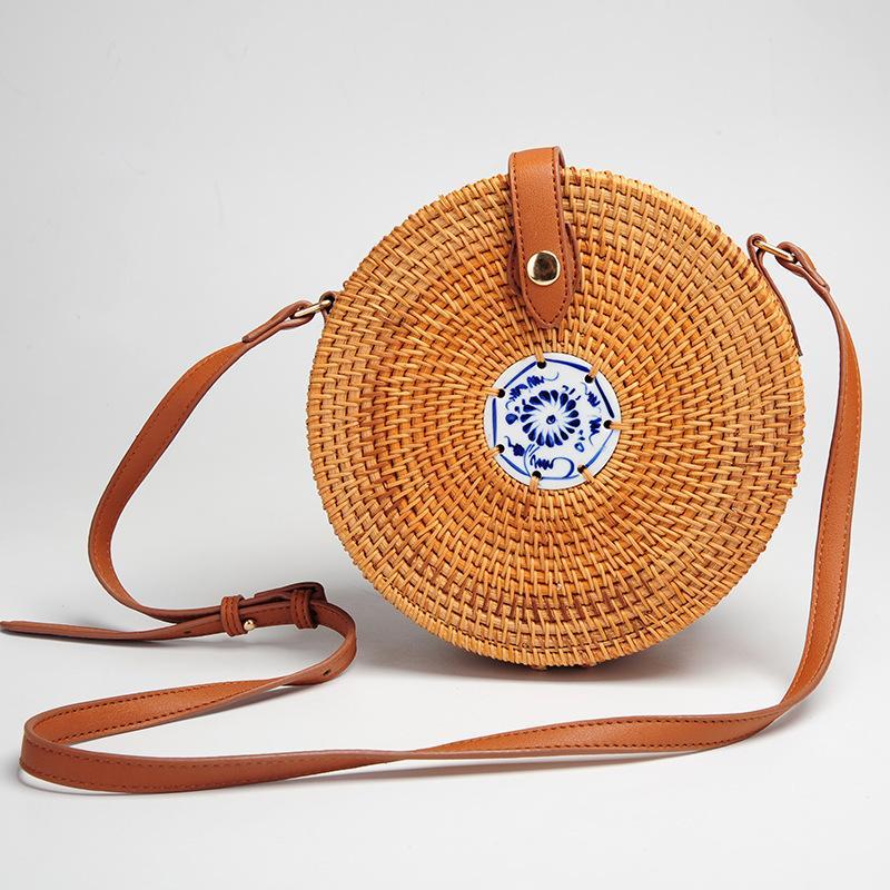 De Verano Las Bolso Compre De Azul Damas Viaje Para Blanco Y gRB7fqw