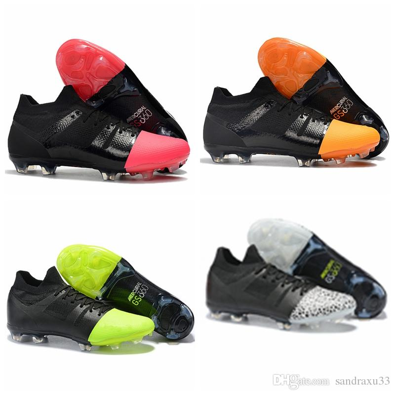 435506e5d 2019 Mens Soccer Shoes Mercurial Greenspeed 360 FG Soccer Cleats Mercurial  Superfly Crampons De Football Boots Chuteira Black Wedges Shoes Designer  Shoes ...