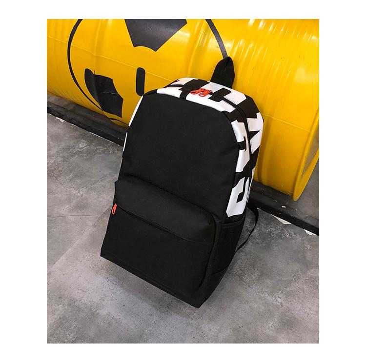 d9e8657504 Hot Sell Brand Designer Backpack Fashion Trends Backpack Student Outdoor  Double Shoulder Bag Brand Backpack Designer Backpack Backpack Online with  ...