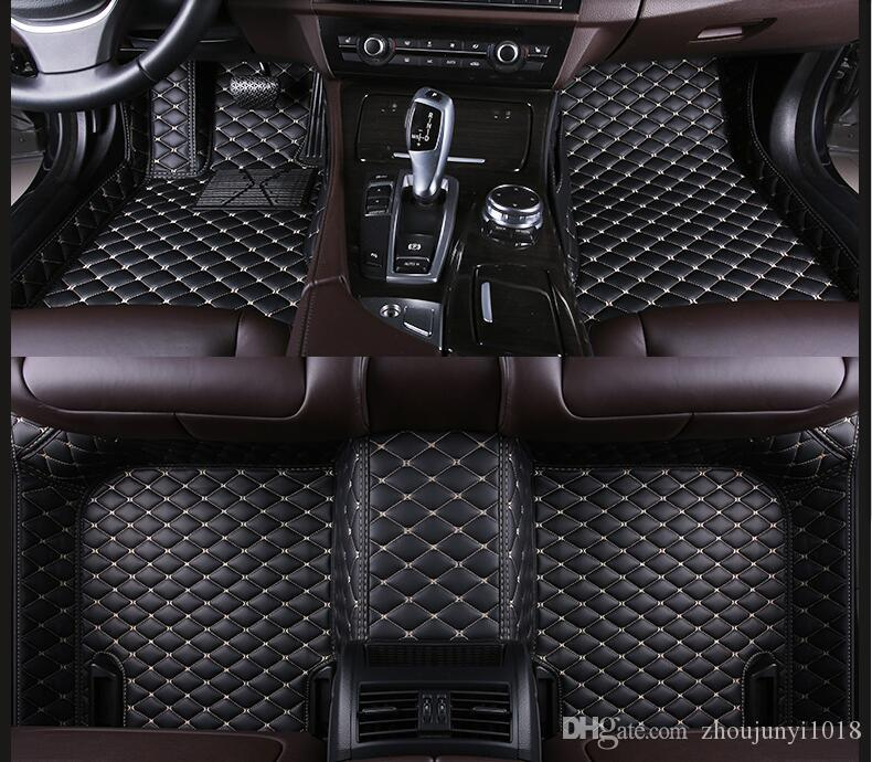 2019 Applicable To 2018 2019 Buick Null Floor MATS With