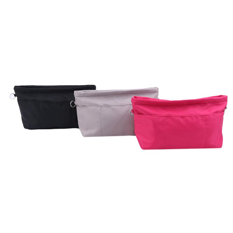 Travel Storage Bag New Arrival Women Organizer Cosmetic Bag 2019 Fashion 2019 Black / Gray / Rose Red