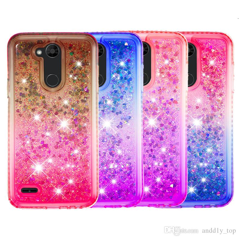 d3b8d2552f4 Fundas Moviles Chinos Gradient Liquid Quicksand Funda Para Samsung Galaxy  A70 A50 A40S M30 M20 Soft Tpu Funda Para Samsung S10 S9 Note9 Rhinestone  Fundas ...