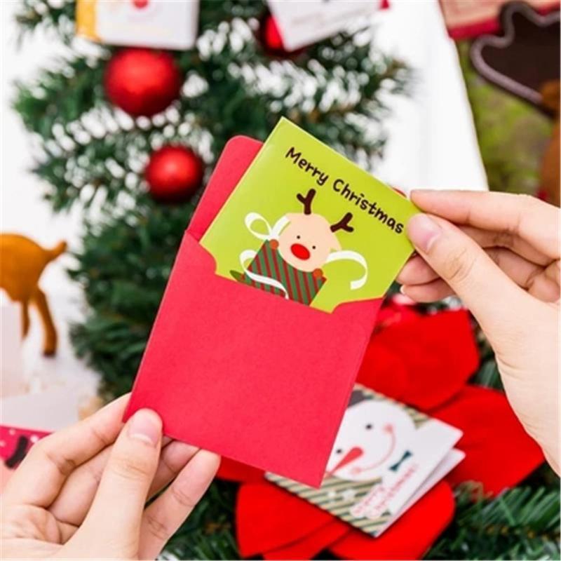 1b09d7a8e0f5 Acheter Joyeux Noël Père Noël Carte Invitations Carte De Voeux ...