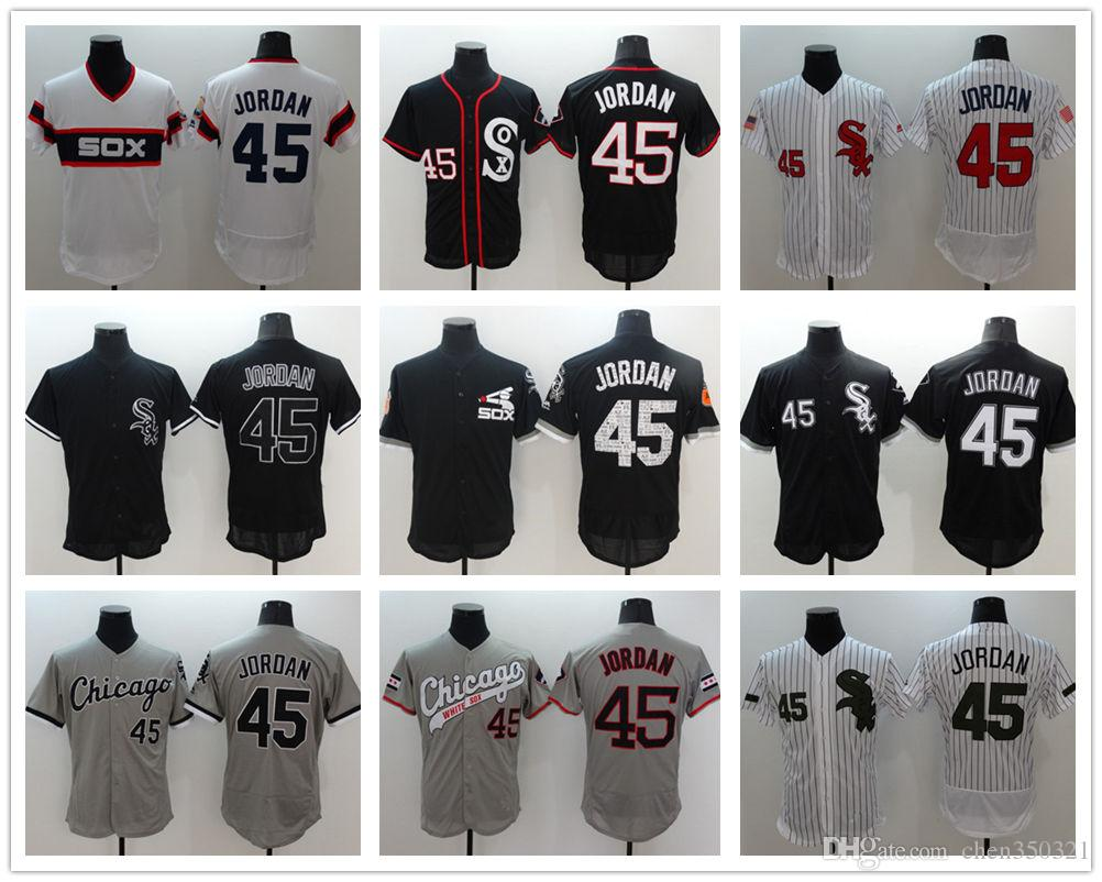 6acbf235fb4 2019 Mens Majestic Chicago White Sox Cool Base Custom Baseball Jerseys #45  Michael MJ 49 Chris Sale 79 Jose Abreu 35 Frank Thomas From Chen350321, ...
