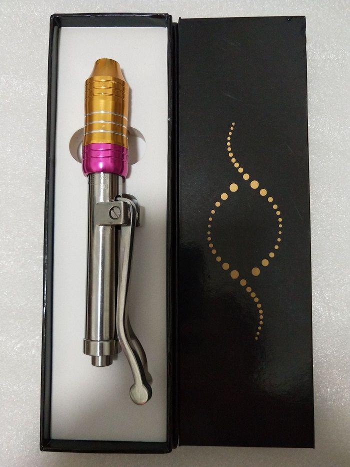 Date haute pression sans aiguille hyaluron stylo aiguille sans injection mésothérapie acide hyaluronique sérum pistolet dispositif pour anti rides