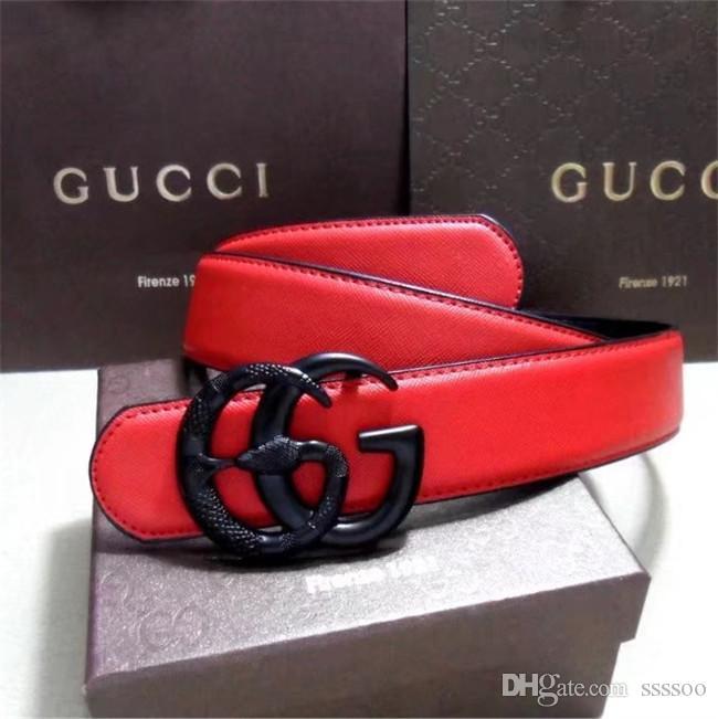 Compre Nuevos Cinturones Para Hombres Y Mujeres 0fd4ea9066b