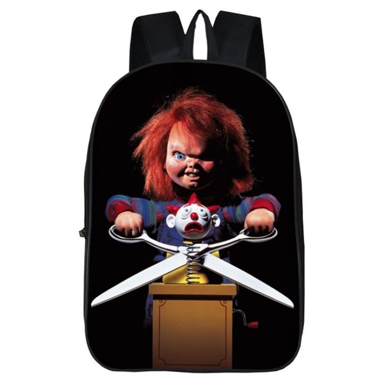 3d Acheter Les Poupée Film Sac Dos D'impression Chucky À Pour De kuTZOXlPwi
