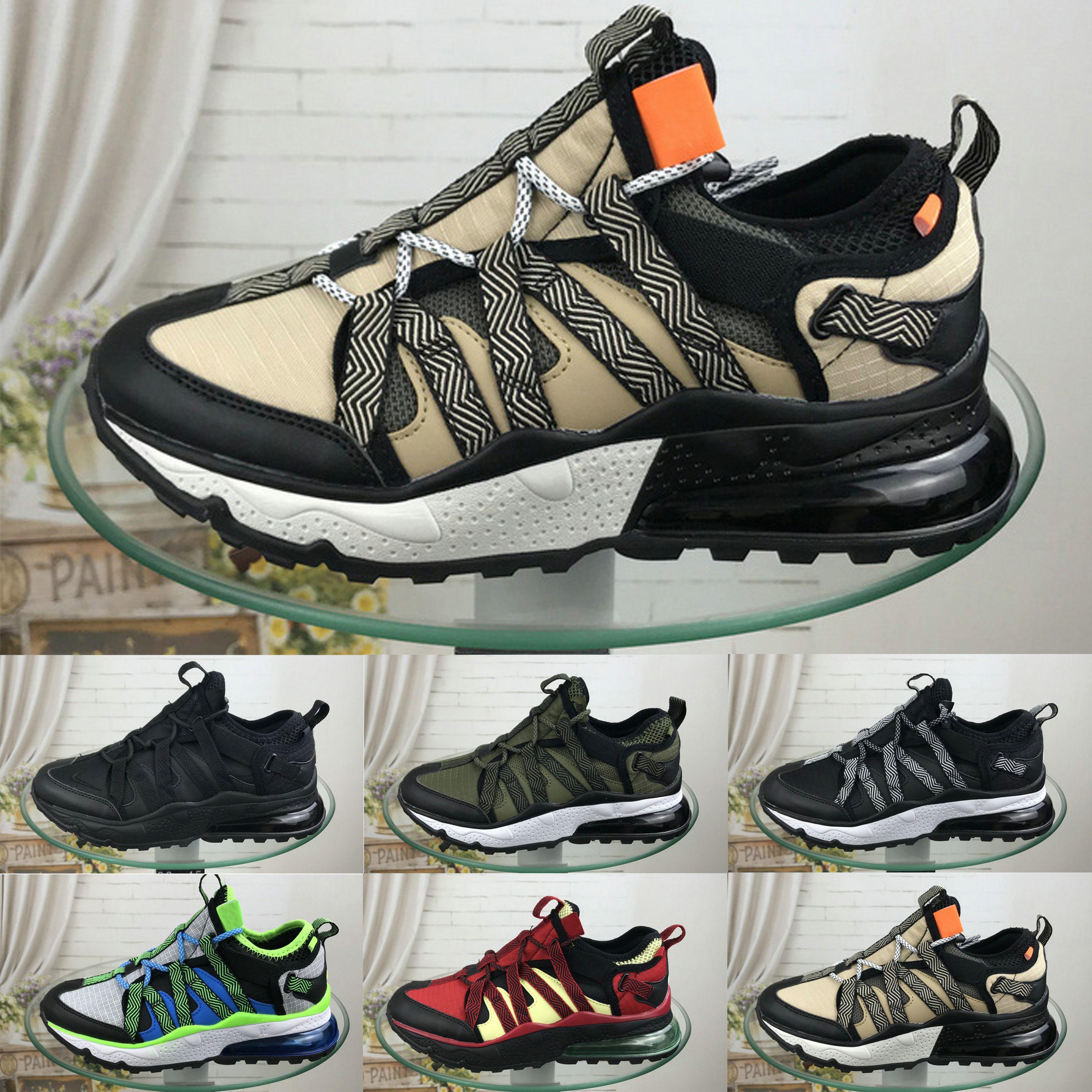 ff86e1a49a5 Compre 2019 Novo Estilo 270 Bowfin Running Shoes Para Homens 270 Bowfin  Esporte Atlético Zapatillas Hombre Andando Sapatos De Grife Sneakers Eur 40  45 De ...