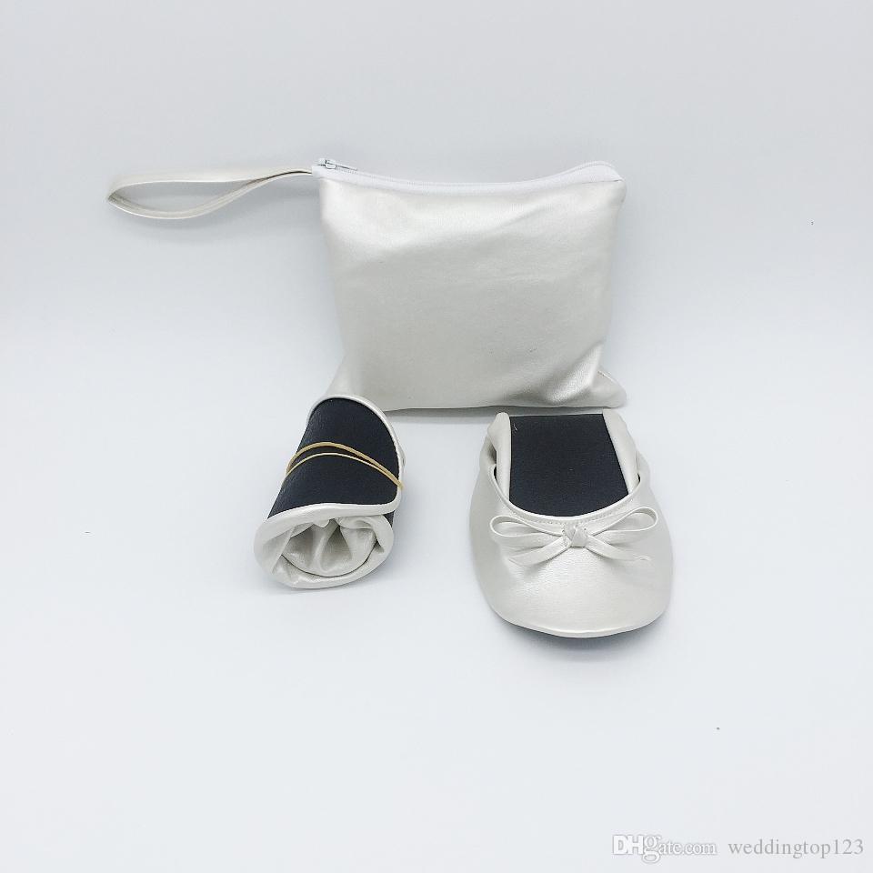 05b76b1b48 Las Mujeres Al Por Mayor Del Precio Bajo Enrollan Los Zapatos De Ballet De  La Bailarina Para Casarse Y Van De Fiesta Para La Máquina Expendedora A  $12.19 ...