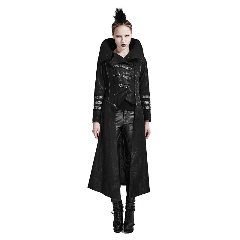 Staccabile Rave Womens Acquista Punk Cappotto Fashion qFxOwz