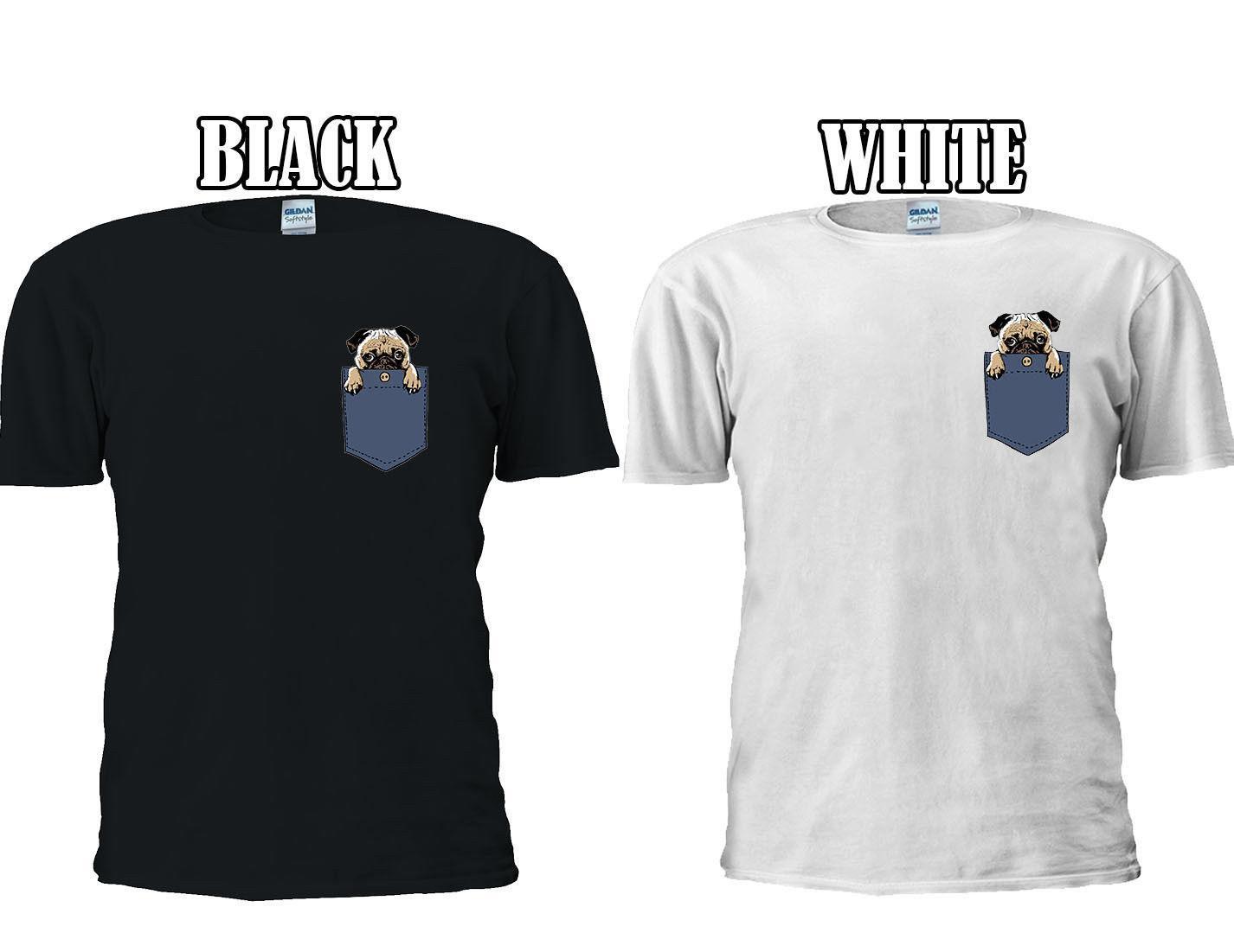 7cf2d15f4946 PUG In My Pocket Dog Funny Cute T Shirt Baseball Vest Men Women Unisex 2697  Top T Shirt T Shirts Online Shopping Buy T Shirts From Qqq1510488977, ...
