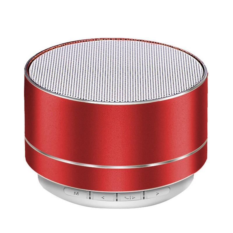 A10 Mini Portable Super Bass Stereo Bluetooth Wireless Speaker Gold