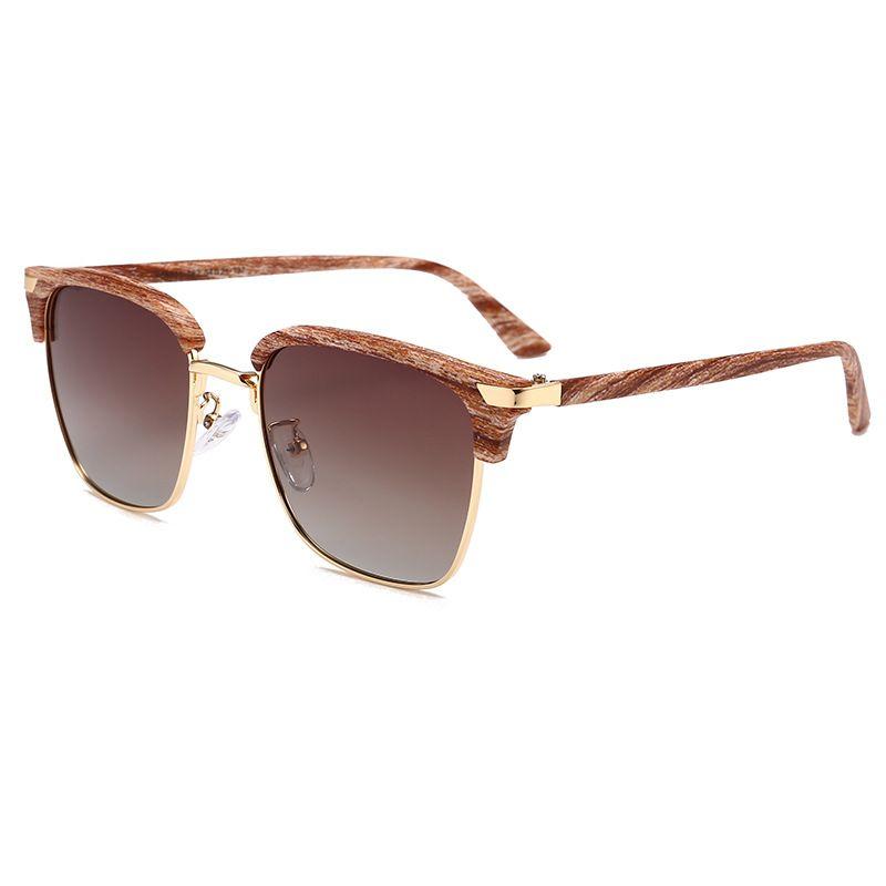 2019 Vintage Square Sunglasses Luxury Brand Fashion Unisex Glasses ... 94667249c2