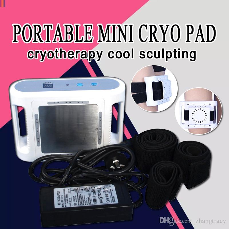 Body Slimming Cold Fat Freeze System Cryotherapy Machine For Weight Loss Lipo Anti Cellulite Dissolve Fat Cool Therapy Cellulite Removal