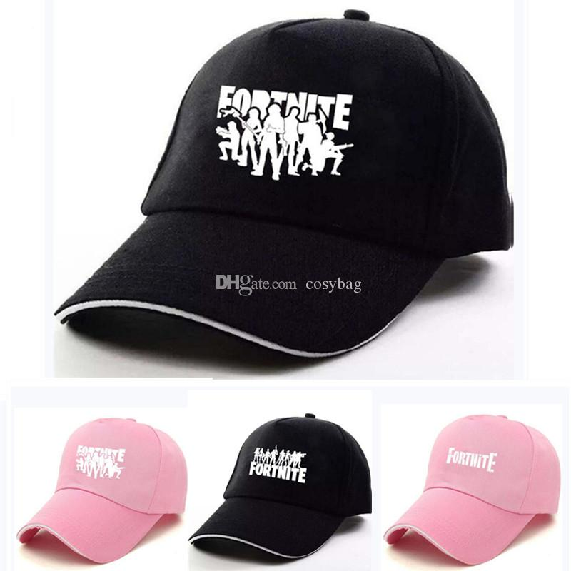 1bb6ce04bcc Fortnite Brand Hat Baseball Cap Fitted Hat Casual Cap Gorras Hip Hop ...